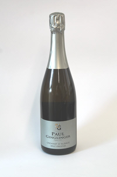 CRÉMANT D'ALSACE - Brut Prestige - Domaine Paul Ginglinger