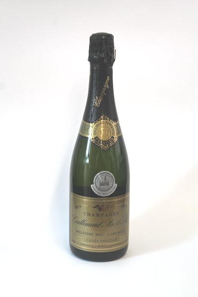 CHAMPAGNE GALLIMARD - Cuvée de Prestige millésimé Brut