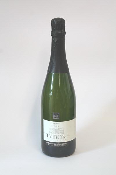 CRÉMANT DE BOURGOGNE - Brut Millésimé - Domaine Thibert