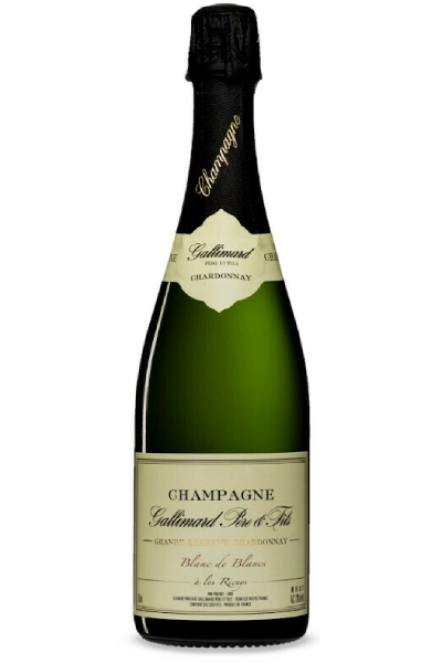 CHAMPAGNE GALLIMARD - Cuvée Grande Réserve Chardonnay - Brut