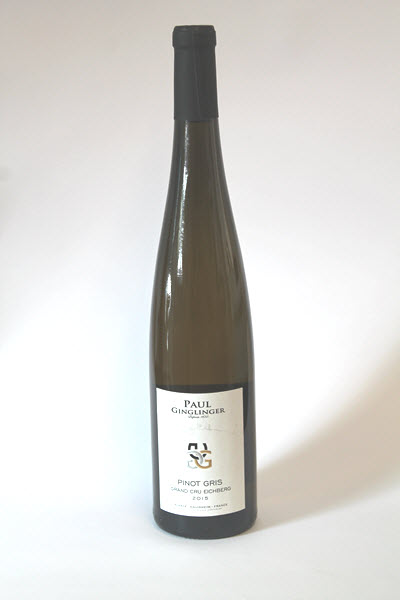 PINOT GRIS GRAND CRU EICHBERG - Domaine Paul Ginglinger