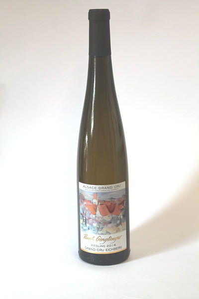 RIESLING GRAND CRU EICHBERG - Domaine Paul Ginglinger