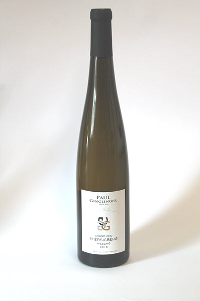 RIESLING GRAND CRU PERSIGBERG - Domaine Paul Ginglinger