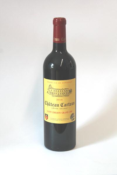 CHÂTEAU CARTEAU - Saint Emilion Grand Cru