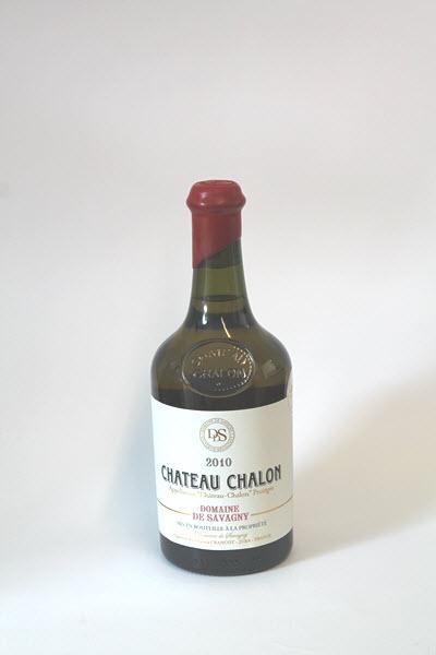 CHÂTEAU  CHALON - Domaine de Savagny, Vigneron Récoltant à Crançot