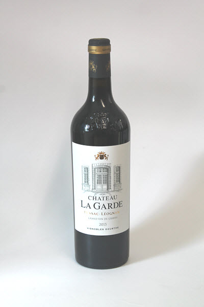 CHÂTEAU LA GARDE - Pessac Léognan, Grand vin de Graves 2015
