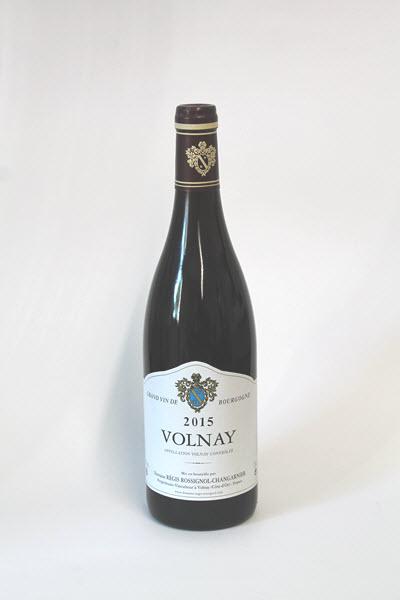 VOLNAY - Domaine Régis Rossignol 2015