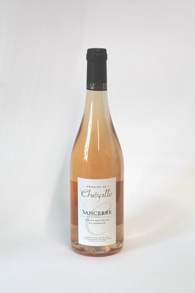 SANCERRE - Pinot Noir Rosé - Domaine de la Chézatte