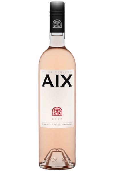 AIX rosé Côtes de Provence