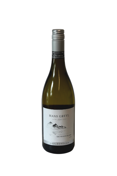 HANS GREYL - Sauvignon Blanc- Marlborough,New Zealand (schroefdop)